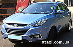 Такси Одесса Кишинев - Hyundai IX35