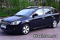 Междугороднее такси в Одессе - KIA Ceed SW